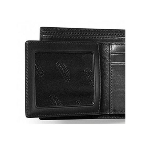 Coach 74586 BLEECKER系列短夾男士錢包可拆卸獨立名片夾短款