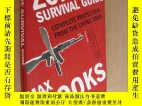 二手書博民逛書店The罕見Zombie Survival Guide:Compl