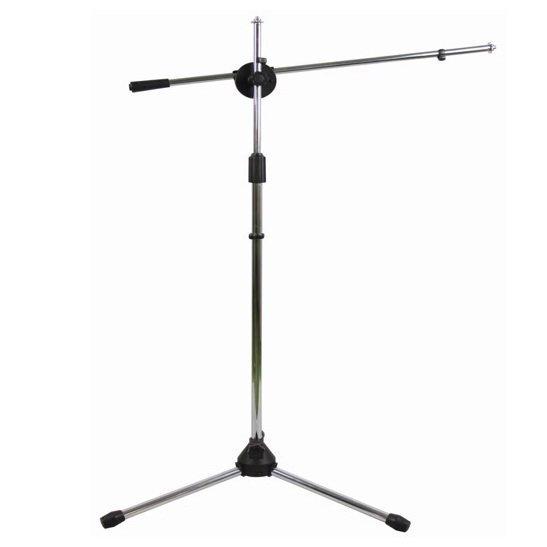 ☆唐尼樂器︵☆台灣製 CNBear K-302-1 直立三抓式麥克風架(直架斜架兩用附夾頭)(練團/街頭演唱必備
