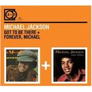 麥可傑克森 約定+永恆之星 專輯CD【2合1雙碟】Got To Be There Forever Michael Jackson