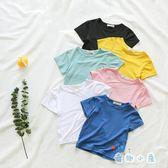 女童短袖t恤夏季童裝新款上衣體恤兒童嬰兒半袖t恤薄【奇趣小屋】