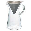 金時代書香咖啡 HARIO 不銹鋼免濾紙濾杯組 MDD-02SV
