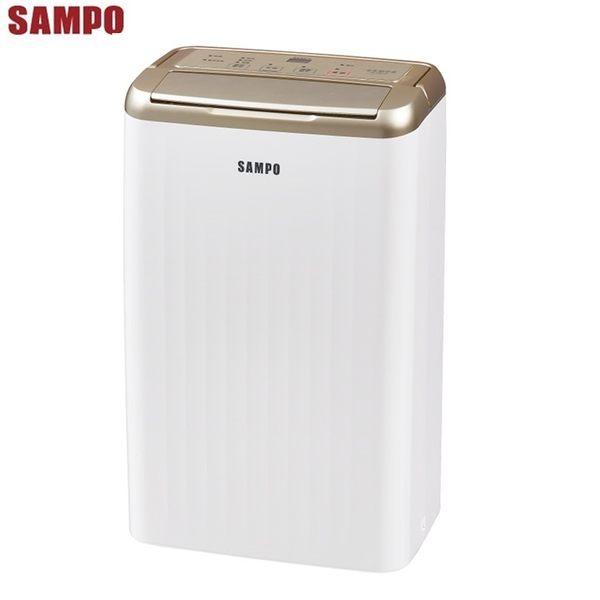 ★贈電子行李秤SP-1807★ SAMPO 聲寶 6L 空氣清淨除濕機 AD-WB712T **免運費**