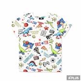 CONVERSE 童 短袖T-CV2112047PS001