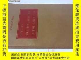 二手書博民逛書店OUTLINE罕見POLITICAL HISTORY OF TH