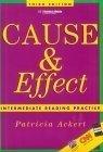 二手書博民逛書店《Cause & Effect: Intermediate Re