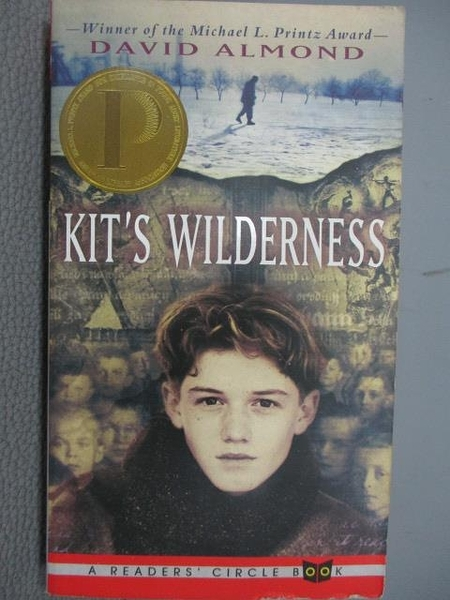 【書寶二手書T6/原文小說_MOS】Kit s Wilderness_David Almond
