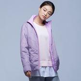 【MACACA】輕柔暖雙面穿外套-BRH4144(紫)(快熱紗//瑜伽/慢跑/健身/運動生活)