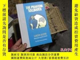 二手書博民逛書店【神奇的收費亭】The罕見Phantom Tollbooth -