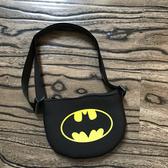 兒童包包兒童蝙蝠俠斜背包男童挎包女童寶寶包包小孩側背包零錢包迷你潮包 童趣屋