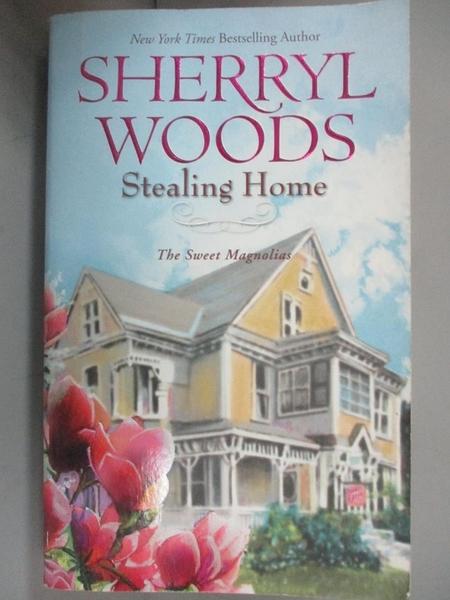 【書寶二手書T6/原文小說_BRV】Stealing Home_Woods, Sherryl