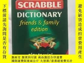二手書博民逛書店Collins罕見Scrabble Dictionary【柯林斯