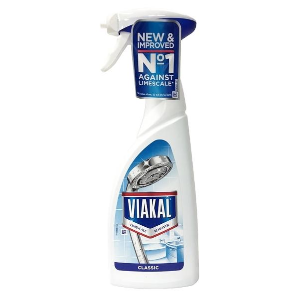 英國進口 Viakal 多用途除水垢專用清潔劑 500ml