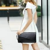 真皮手拿包女2020新款大容量手抓包斜挎包時尚手包女士軟皮小包包