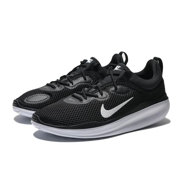 NIKE ACMI 黑白 網布 舒適 透氣 輕量 慢跑鞋 女(布魯克林) AO0834-003