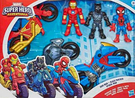 [COSCO代購] W2340432 Marvel 超級英雄競速摩托車