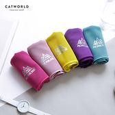 Catworld 神奇降溫涼感機能運動毛巾【18002964】‧F*特價