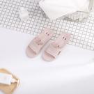 動態氣流粉紅浴室拖(L)-生活工場