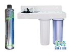 美國EVERPURE賓特爾愛惠普4HL三道式烤漆吊片淨水器.過濾器QL2濾頭蓋3950元(可替代H104)