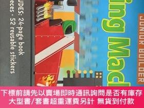二手書博民逛書店racing罕見machinesY365515 Junior silver ISBN:978162686252