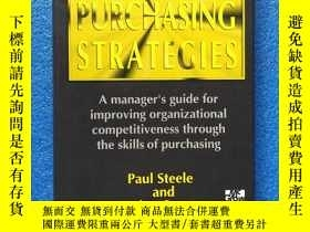 二手書博民逛書店Profitable罕見Purchasing Strategies 有利可圖的采購策略Y261601 STEE
