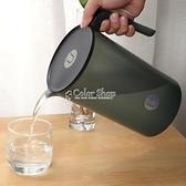 創意冷水壺韓式塑料水壺耐高溫涼水壺家用茶壺涼白開大容量涼水壺 快速出貨