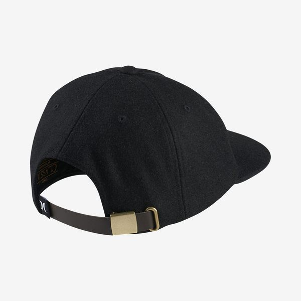 Hurley NOT TODAY WOOL HAT 棒球帽-黑(男/女)