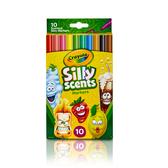 繪兒樂 Crayola 白日夢趣味錐頭細桿彩色筆10色