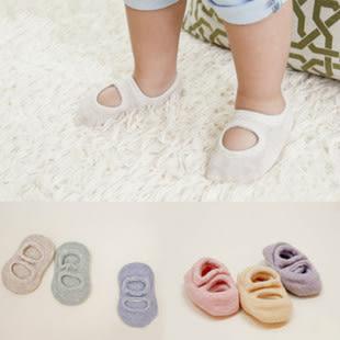 童襪 春夏款糖果色船襪防滑襪子 B6B014