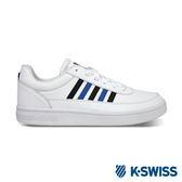 K-SWISS Court Clayton S休閒運動鞋-男-白/藍/黑