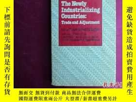 二手書博民逛書店Tne罕見Newly Industrializing Count