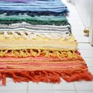 時尚創意地墊265 廚房浴室衛生間臥室床邊門廳 吸水長條防滑地毯( 76*47cm)