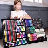 水彩筆套裝兒童繪畫套裝蠟筆彩色