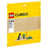 樂高Lego CLASSIC 經典 【10699 沙色底板】