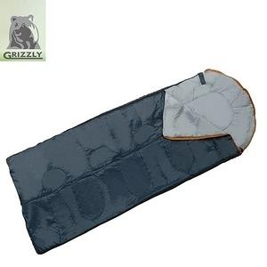 【Grizzly】人造纖維保暖睡袋 HKSB-1006