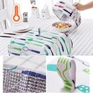 (大款)保溫可折疊餐桌罩 防蠅飯保鮮保溫菜罩 食物罩 蓋菜罩飯桌罩子菜傘【RS586】