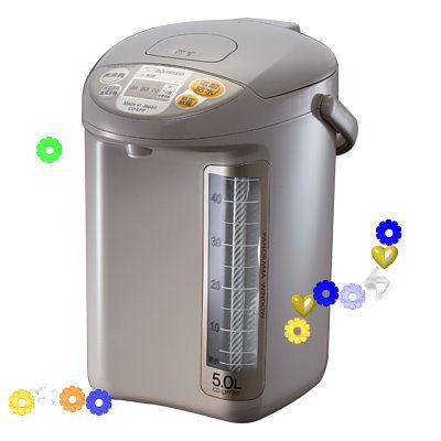 ► 象印日本原裝5公升廣視窗電動熱水瓶(CD-LPF50)⊙周年慶期間限定⊙