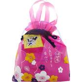 梅問屋京采 A 日式Q 梅餅綜合花漾袋230g 袋