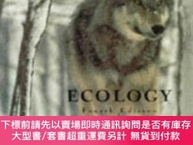 二手書博民逛書店Ecology:罕見The Experimental Analysis Of Distribution And A