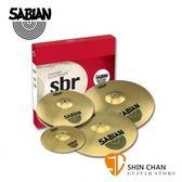 "SABIAN SBR 5片套裝銅鈸  Promotional Set 贈10""SPLASH【10"" SPLASH,14"" HATS, 16"" CRASH, 20"" RIDE】"