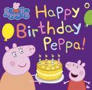 Peppa Pig:Happy Birthday Peppa! 佩佩豬生日快樂 平裝本故事書