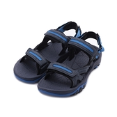 DIADORA 兩穿式運動涼拖鞋 藍 DA71202 男鞋