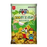 星太郎野菜條餅-綠色野菜80g【愛買】