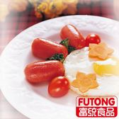【富統食品】珍Q熱狗1KG (約43粒)