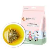 台灣茶人 荷葉玫瑰纖盈茶3角立體茶包 纖盈系列 3.3gX18入/袋◆86小舖◆