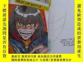 二手書博民逛書店Manga罕見Now!How To Action Figures!Y271780 Keith Sparrow