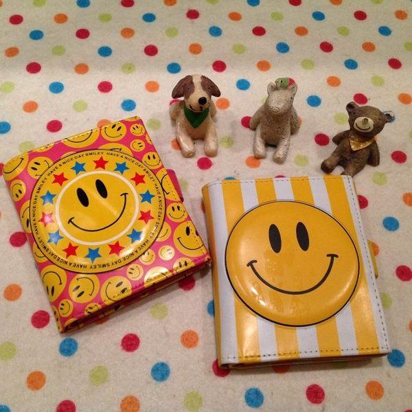 【發現。好貨】大頭笑臉 微笑立體造型短夾 卡通微笑 微笑皮夾造錢包 零錢包 證件包