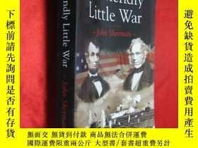 二手書博民逛書店A罕見Friendly Little War (小16開) 【詳