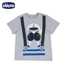 chicco-快樂夏天-海豹船長短袖上衣