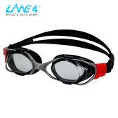 LANE4 羚活成人用抗UV舒適泳鏡 A345